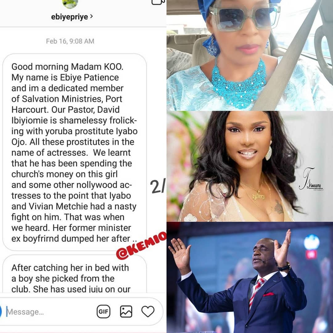 9412556 img20190517061643904 jpege663764d12da9c876f535c5cf2d3b31e 1 - Kemi Olunloyo Strikes Hard On Actress, Iyabo Ojo [See Pictures]