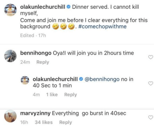 Churchill comes for Tonto Dikeh again?