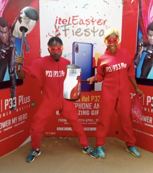 """Screenshot 11 - itel Mobile celebrates """"Eggciting"""" Easter Fiesta with Customers Nationwide"""