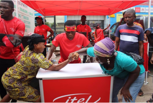 """Screenshot 17 - itel Mobile celebrates """"Eggciting"""" Easter Fiesta with Customers Nationwide"""