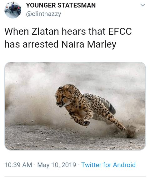 Screenshot 20190510 1056552 - Social Media Goes Agog Over Naira Marley's Arrest