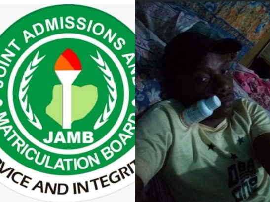 Z - Young man attempts suicide with Sniper after failing JAMB