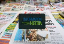 Information Nigeria's Newspaper Headlines