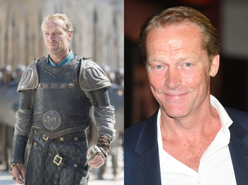 iain glen got 14346 - 5 Game Of Thrones Characters Who Look Unrecognizable Out of Costume