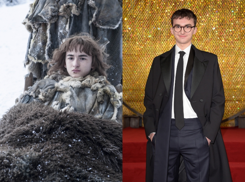 isaac hempstead wright got 90271 - 5 Game Of Thrones Characters Who Look Unrecognizable Out of Costume