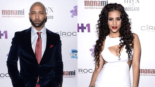 4 months after getting engaged, Joe Budden and Cyn Santana break up!