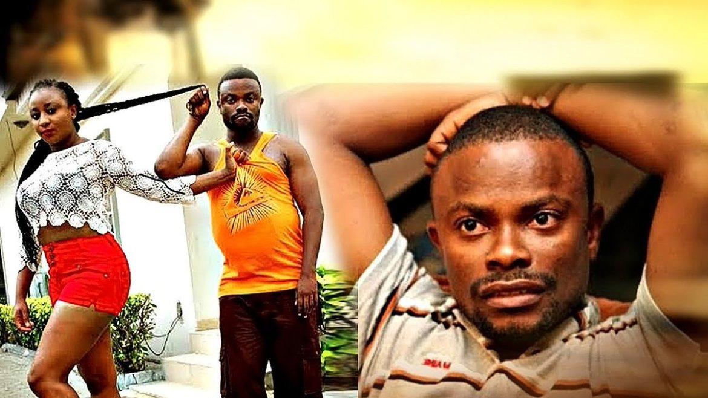 okon - Nigerians Throw Mud At Nollywood Actor, Okon Lagos, For Defending Policemen who r*ped ladies arrested