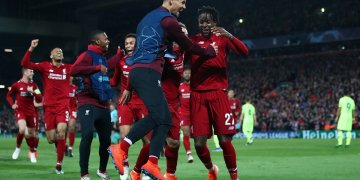 Liverpool Score Late To Secure Victory At Selhurst Park