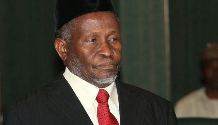 Acting CJN dragged to court over allegations of false age declaration