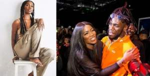 tiw - Tiwa Savage Agrees With Burna Boy Over His Comment On Nigerian artistes with international deals