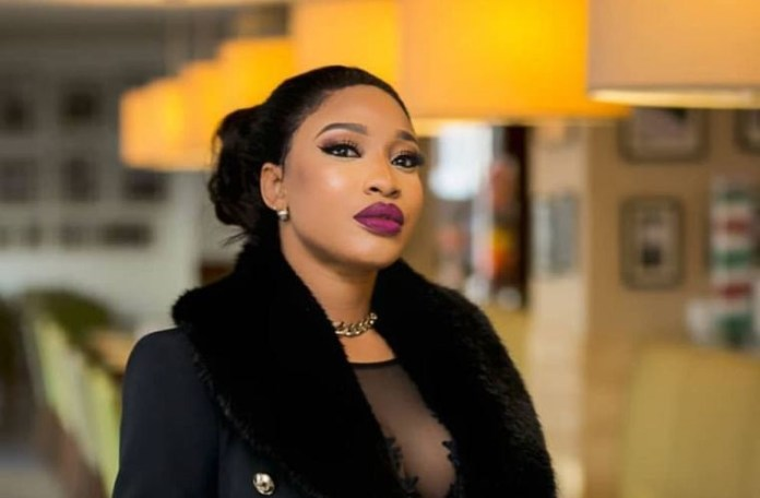 People once said that I have no womb - Tonto Dikeh