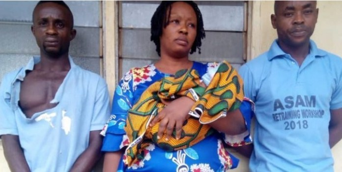 Police arrest man who sold his 3 days old baby for N150,000