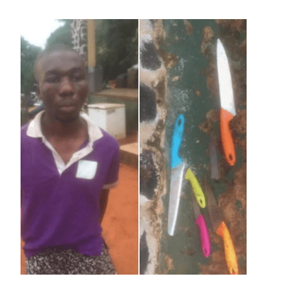 UNIZIK law graduate stabs brother to death in Anambra