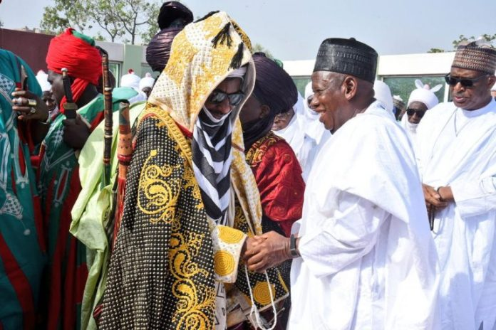 """The Kano State government has asked the Emir of Kano Muhammad Sanusi II to """"give satisfactory explanations"""" regarding the allegations of financial misappropriation made"""