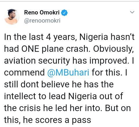 Reno Omokri