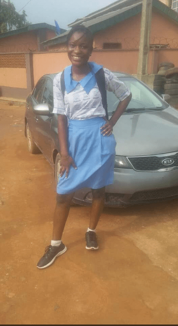 , [PHOTO]: A 17-Years-Old Girl Named Mary Abang Has Been Declared Missing In Iyana Ipaja, All 9ja