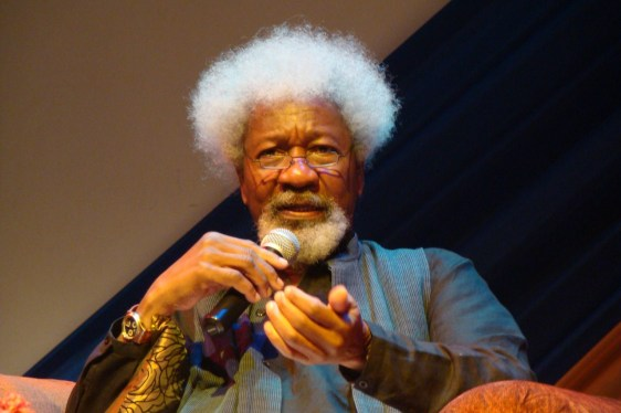 Soyinka finally responds to airline seat saga