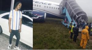 AIr Peace Plane Mishap: Nairamarley Escaped Narrowly