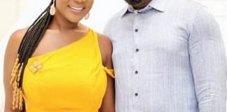 Mercy Johnson and Husband