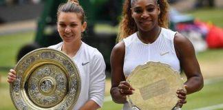 Simona Halep Defeats Serena Williams To Win 2019 Wimbledon