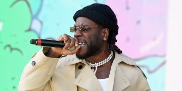 Burna Boy Performs With Live Band In Hollywood (Video)