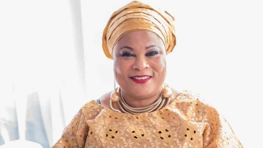 'Coronavirus Has Not Come To Play' – Sola Sobowale Shares Emotional Video