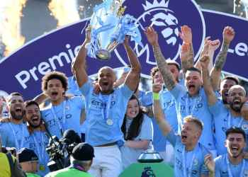 League Champions, Manchester City Slip Up Again In Title Race