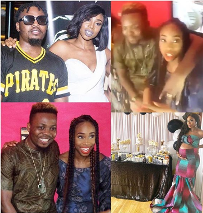 Maria Okan Allegedly collected 2 million from Olamide to abort her pregnancy