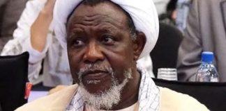 Shiites Leader, el-zakzaky