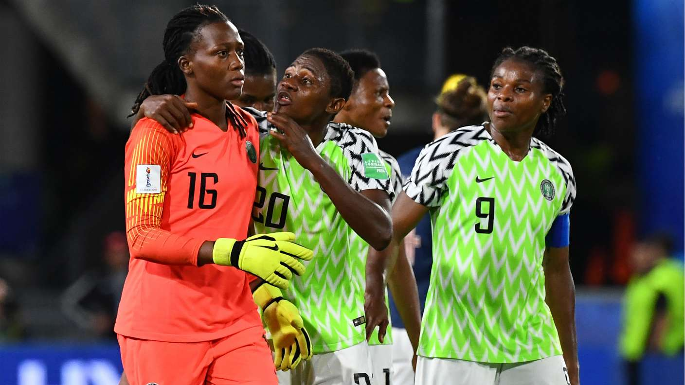 Super Falcons Defeat Host, Algeria To Claim Olympic First-leg Advantage