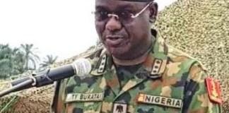Lt. Gen Buratai