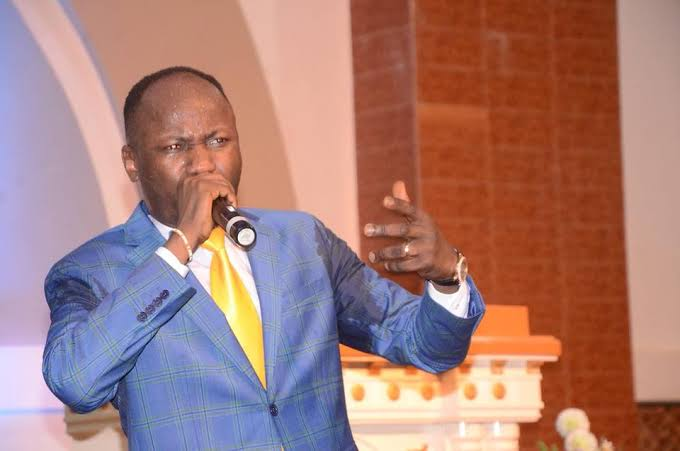 Apostle Suleman Educates Church Members On Implications Of Bleaching (Video)
