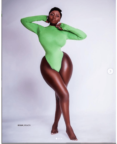 [Photos]: Princess Shyngle Sets The Internet On Fire With Sexy New Photos