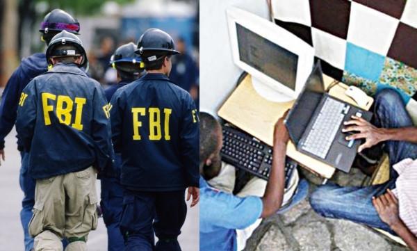 FBI and Internet Fraudsters