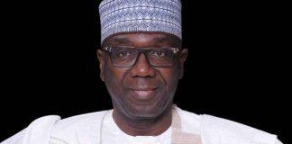 Kwara State Governor AbdulRahman AbdulRazaq