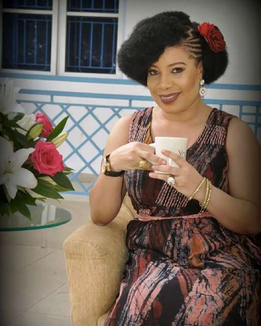 Coronavirus: I Embarrassed A Fan Who Wanted To Take Selfie With Me – Monalisa Chinda