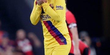 UEFA Champions League: Barcelona Records First Leg Advantage Over Napoli