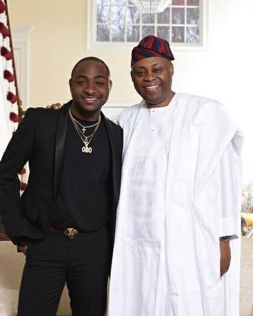 Davido Says His Father Donated N750M To Help Fight Coronavirus