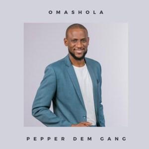 omashola slaps 'mercy bum