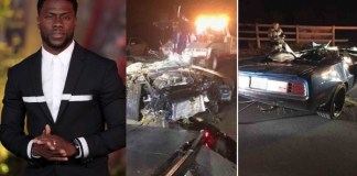 Kevin Hart accident