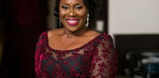 Nollywood Actress Joke Silva