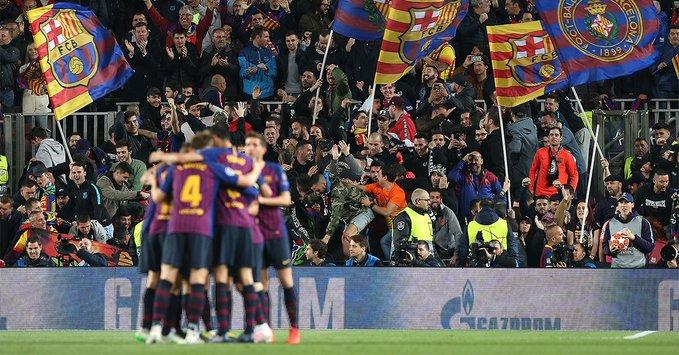 Barcelona Set La Liga Goal Scoring Record