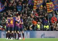 Messi-less Barcelona Triumphs Against Inter Milan