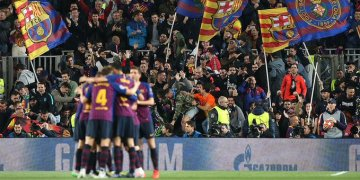 Messi-less Barcelona Triumphs Against Inter Milan