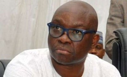 I Have No Intention Of Joining Coronavirus Infected APC: Fayose