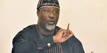 Senator Dino Melaye Warns Governor Fayemi To Keep Off Kogi State