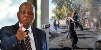 Mayor of Johannesburg, Herman Mashaba