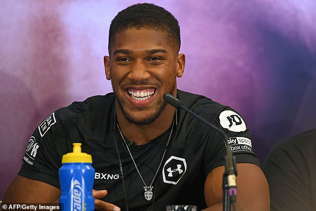 Anthony Joshua's World Title Defence Against Pulev Postponed