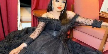 Bobrisky Shows Off N10m Cash Amid Report Of Fake Surgery (Video)