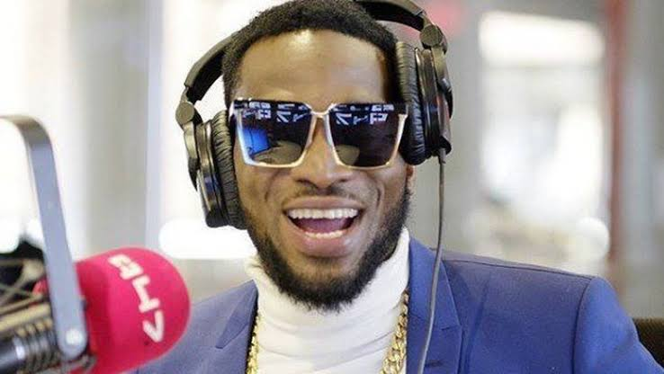 Be Consistent And Never Give Up In Life: D'banj Tell Fans